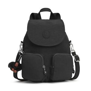 Kipling  Backpack Shoulder Bag Firefly UP Small ACTIVE RED SS19 RRP £87