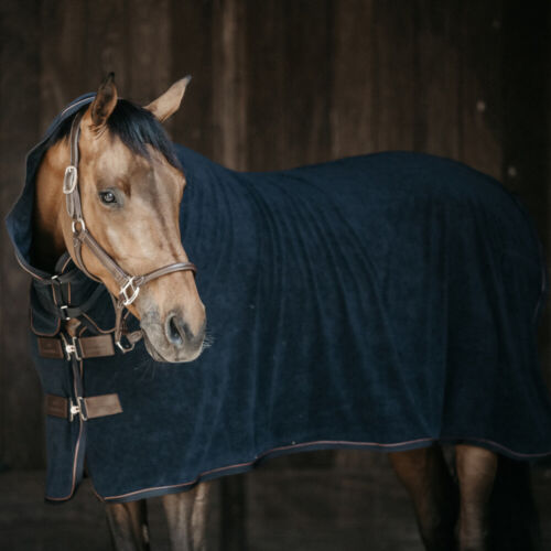 Kentucky Towel Rug black