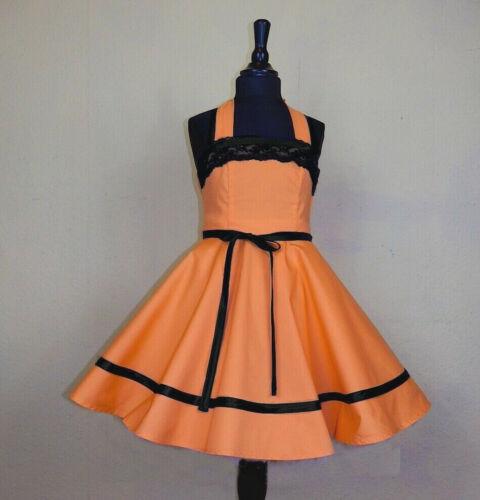 Las chicas Petticoat vestido vestido de giro mitwachskleid einschulungskleid fijo 92-128