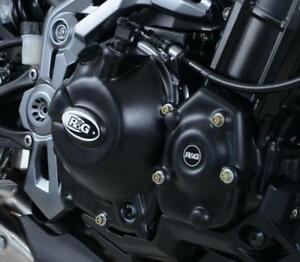 KAWASAKI Z 900 2017 /> R/&G ENGINE CRANK CASE COVER KIT 3 PROTECTORS