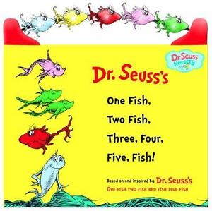 Dr Seuss Nursery Collection One Fish Two Three Four Five By 2005 Board Book