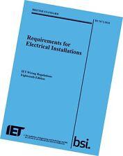 Strange Requirements For Electrical Installations Iet Wiring Regulations Wiring Database Gramgelartorg