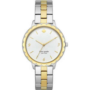 Kate Spade New York Quartz Watch KSW1533 3ATM Stainless Steel Strap Brand New