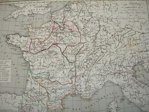 LA FRANCE sous le Règne de Hugues Capet 987 à 996 0aTPXIzV-08020539-461425369
