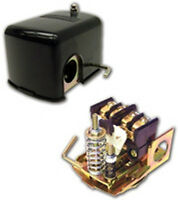 LOT OF 2 PUMP PROTECTION LIKE SQUARE D WATER WELL PRESSURE SWITCH MERRILL Plumbing Supplies
