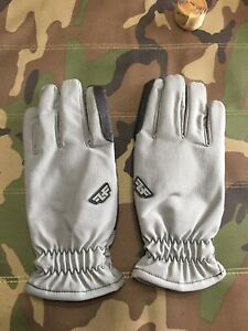 Line-of-Fire-Fleece-Insulated-Foliage-Green-Gloves-L