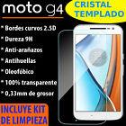 CRISTAL TEMPLADO PROTECTOR DE PANTALLA 0.3MM PARA MOTOROLA MOTO G4 2016 VIDRIO