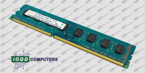 Super Talent 4GB PC3-12800U DDR3 1600MHz Desktop DIMM Memory RAM W1600UA4GH