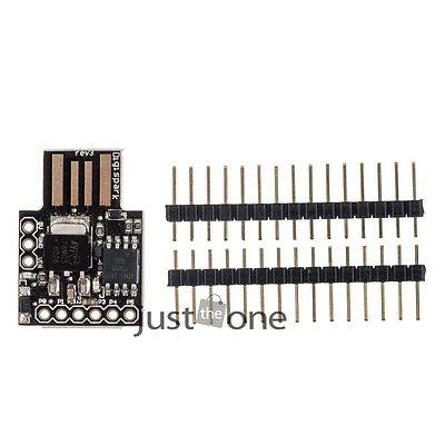 Digispark Kickstarter ATTINY85 Arduino General Micro USB Development Board Ti