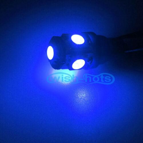 6 Colors Upgrade Front LED DRL Daytime Running Lights Bulb For GSXR-600 GSXR600