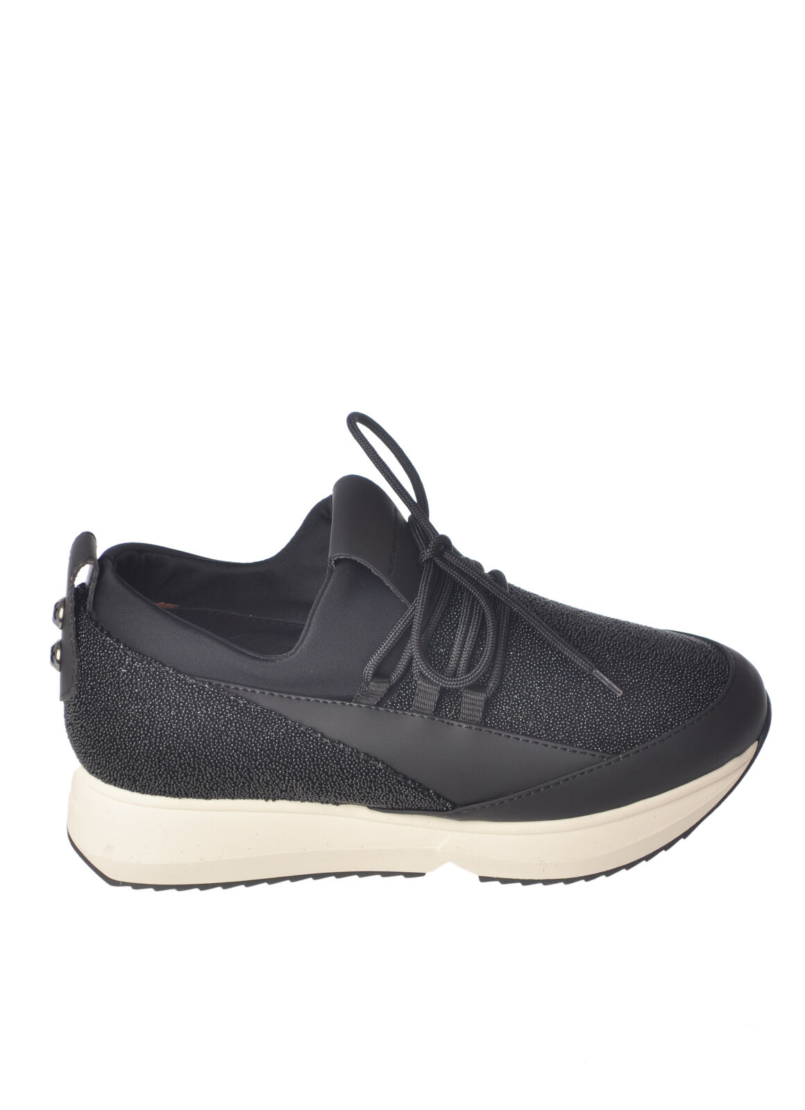 Alexander Smith  -  Sneakers - Female - Black - 4211327A184354