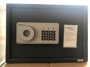 Details about CHUBB SAFE AIR 15E ELECTRONIC KEYPAD SAFE