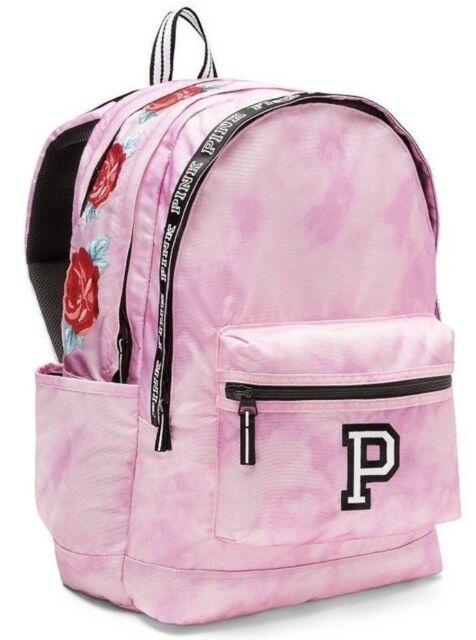 Victoria's Secret Pink Campus Backpack Tie