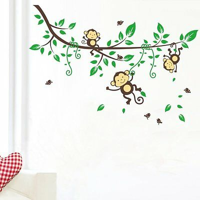 Grow with me Winnie The Pooh Wall Decal for Kids Bedroom  #CA23