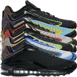 Details about Nike Air Max Deluxe Mens Low Top Fashion Sneakers Casual Shoes Collector NEW show original title