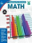 Math, Grade 5 by Carson Dellosa Publishing Company (Paperback / softback, 2015)