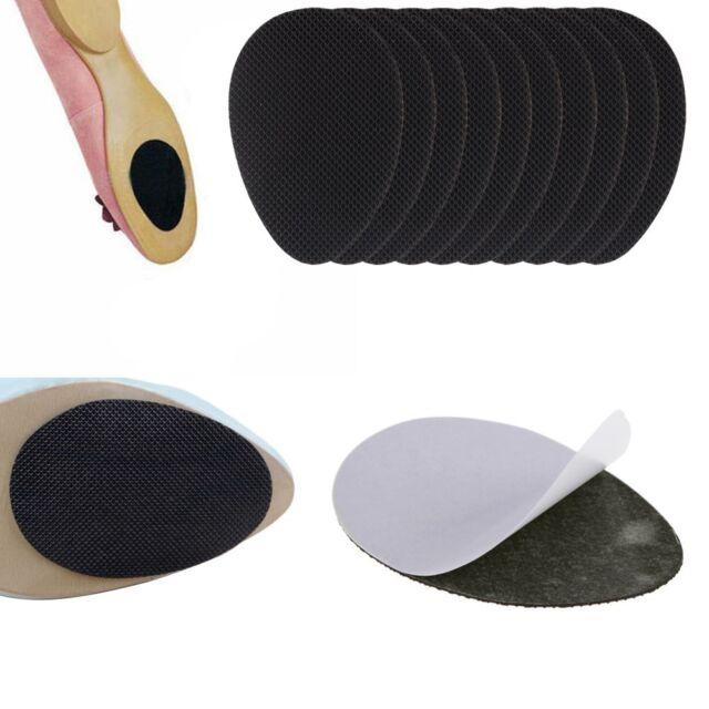 10xAnti-Slip Shoes Durable Cushion Heel Sole Sticker Protector Pad Self-Adhesive