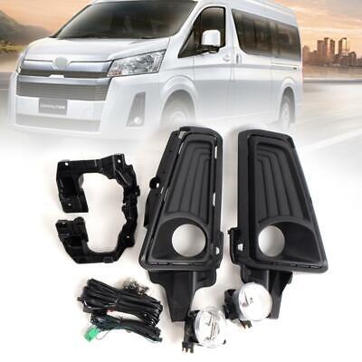 Fog Lamp Spot Light Set Kit For Toyota Hiace Commuter Van Gl H300 2019 2020 Ebay