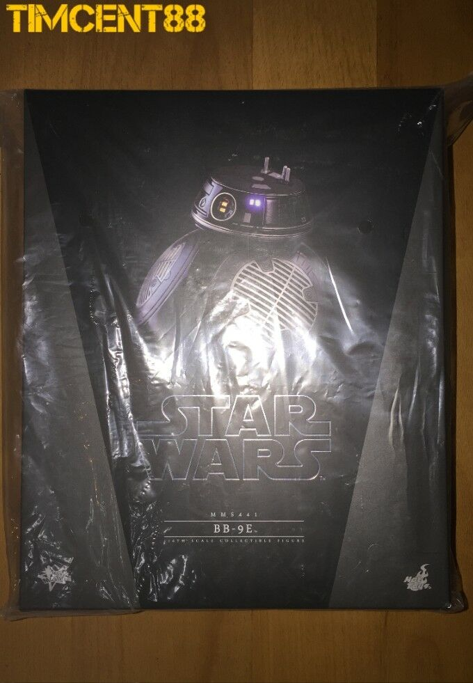 Ready Ready Ready Hot Toys MMS441 Star Wars The Last Jedi 1 6 BB-9E New a19204