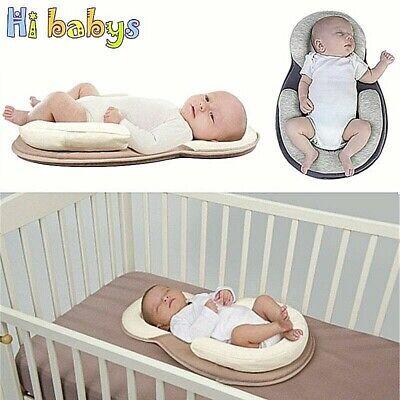 Lit Bébé Nid Coussin Morphologique Cale bébé Sommeil Ergonomique Réducteur Lit