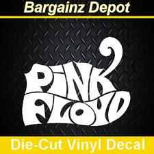 .. Vinyl Decal ... PINK FLOYD .. Car Laptop Sticker Vinyl Decal