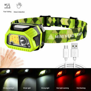 Beste 990000LM Xhp50 LED Headlamp Zoom USB Aufladbar Scheinwerfer Super Hell