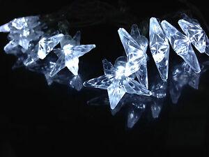 10-LED-DE-PILAS-ESTRELLA-Guirnalda-de-Luces-Navidad-Luz-Cuerda-Decorativo-Luz
