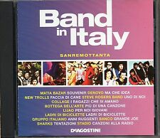 NEW TROLLS BANCO SHARKS STADIO VASCO ROSSI DENOVO MATIA BAZAR LIJAO CD Sanremo
