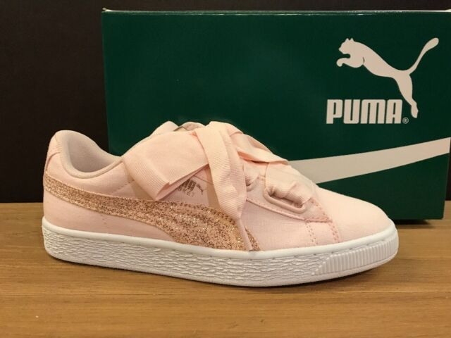 PUMA BASKET HEART CANVAS 366495 02 n.40 NUOVE 100% ORIGINALI !!!