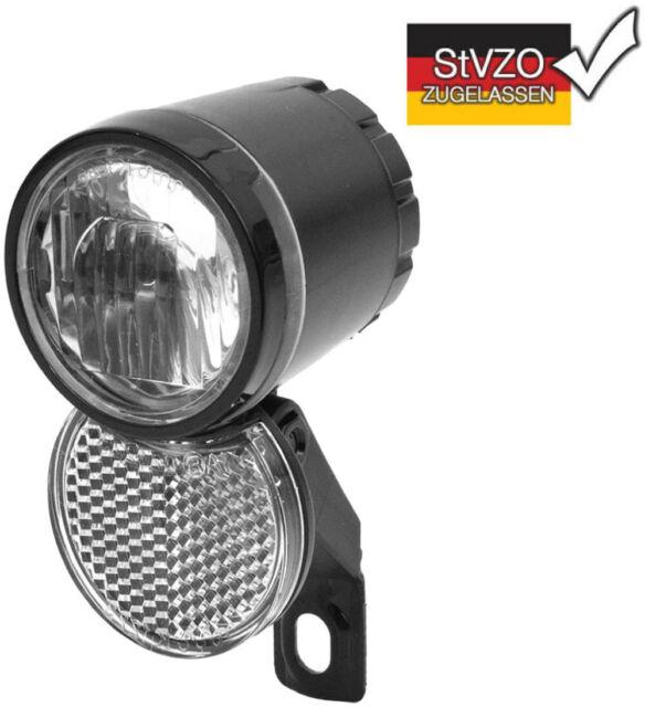 Xduro LS960 E-Bike Scheinwerfer Haibike Trelock grau LED Frontlicht