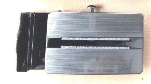 Automatik Gürtel Ledergurtel,Gürtel Schnalle wechselschnalle für Gürtel 3cm.
