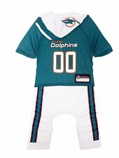0e4a83997 item 1 PETS FIRST NFL MIAMI DOLPHINS DOG ONE PIECE JUMPSUIT SIZE  MEDIUM - PETS FIRST NFL MIAMI DOLPHINS DOG ONE PIECE JUMPSUIT SIZE  MEDIUM