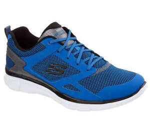 Details about New 51508 Skechers Sport Men's Equalizer Game Point, BlackBlue
