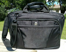 "Targus Executive Corporate Traveler Laptop Messenger Bag Briefcase (up to 15"")"