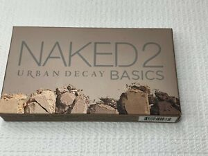 Urban-Decay-Naked-2-Basics-Palette-Eyeshadow-6-x-13-g-100-Authentic-NEW-IN-BOX