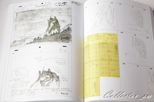 3-7 DaysEvangelionMitsuo Iso Animation Works Vol.2 from JP
