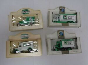 Set-of-4-Lledo-Lloyds-Bank-Diecast-St-Julians-Baptist-Church