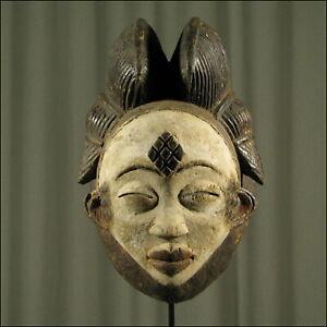 88650-Afrikanische-Punu-Holz-Maske-Gabun-Afrika-KUNST