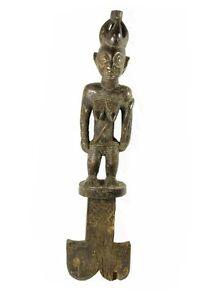 Palo-Yoruba-Piquet-Legno-Voodoo-Arte-Tribale-Primo