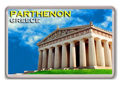 PARTHENON GREECE FRIDGE MAGNET SOUVENIR NEW IMÁN NEVERA