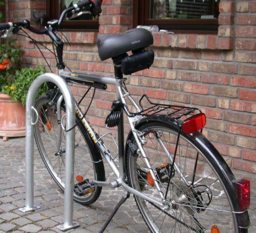 Fahrradständer Anlehnparker Absperrbügel Pfosten Fahrräder Bike Abtrennung