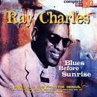 Blues Before Sunrise [SNP] by Ray Charles (CD, Mar-2007, Snapper)