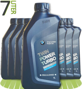 7-x-1-L-BMW-TwinPower-Turbo-5W-30-Motoroel-Longlife-04-7-Liter-83212465849-WOW