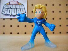 Marvel Super Hero Squad RARE INVISIBLE WOMAN Sue Storm Fantastic Four 4 FF4