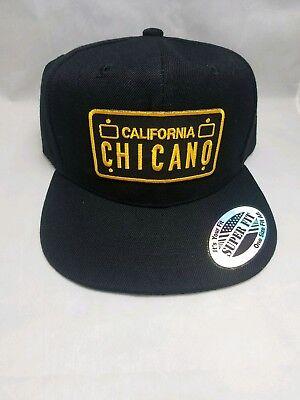 California Chicano license plate Original Gangster cholo style beanie