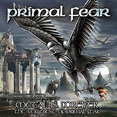 PRIMAL FEAR - METAL IS FOREVER-THE VERY BEST OF (RE-ISSUE)  CD NEW+