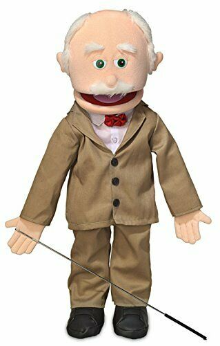 POPPS, POPPS, POPPS, abuelo Tao, cuerpo, marionetas, 65 centímetros. 4d4