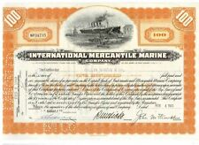 IMM International Mercantil Marine 1943 Titanic White Star Line