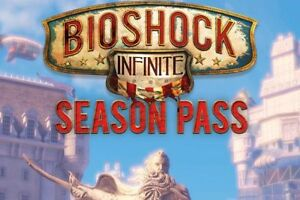 BIOSHOCK-INFINITE-SEASON-PASS-STEAM-key