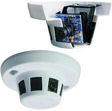 1200TVL SMOKE ALARM HIDDEN CCTV SPY SECURITY CAMERA SURVEILLANCE CAM